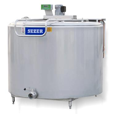 Vertical Type Cooling Tank