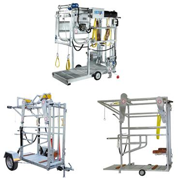 Animal Care Trolleys