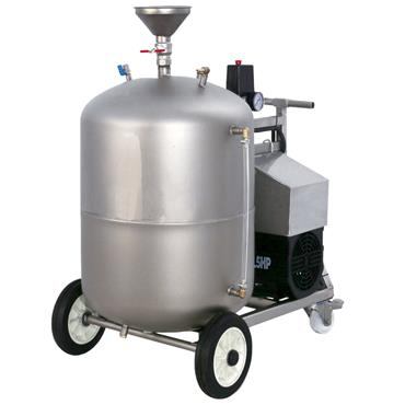 Foam Spraying Machine