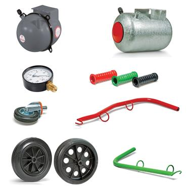 Mobile Machine Parts