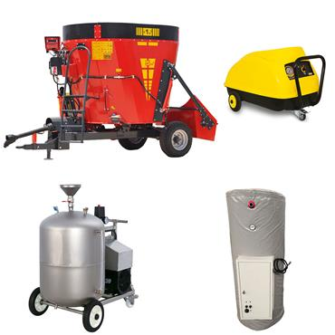 Complementary Farm Equipments
